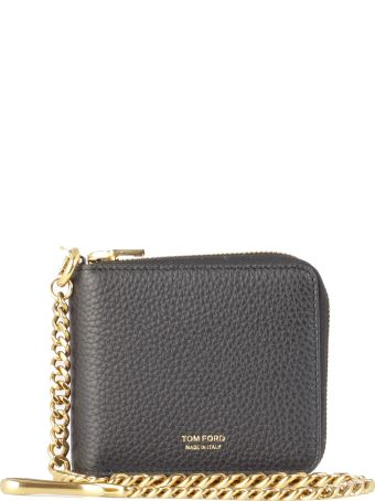 Tom Ford Zip Chain Wallet