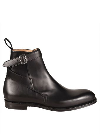 Church's Buckled Ankle Boots