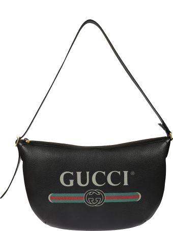 Gucci Half-moon Hobo Bag