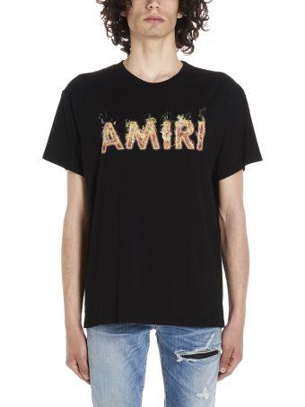 AMIRI 'flame Amiri' T-shirt