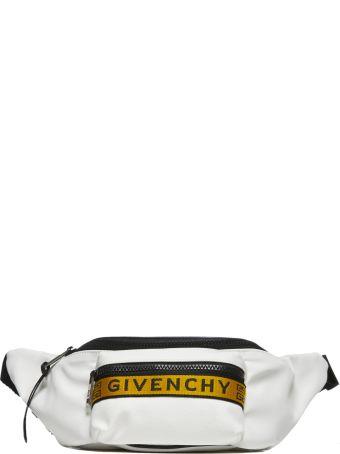 Givenchy 4g Logo Tape Belt Bag