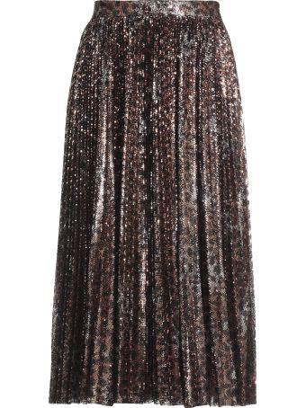 MSGM Sequins Skirt