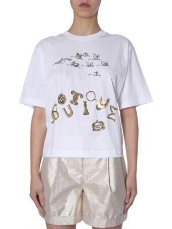 Boutique Moschino Crewneck T-shirt