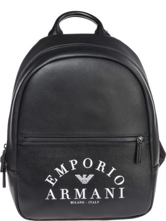 Emporio Armani  Rucksack Backpack Travel