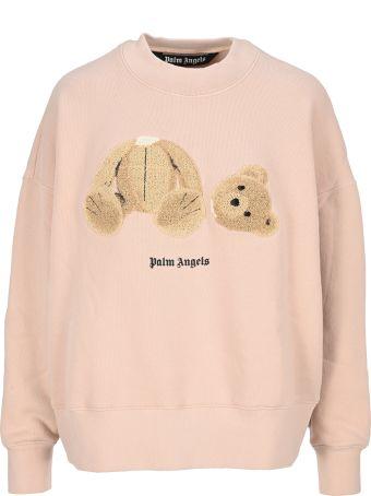 Palm Angels Bear Sweatshirt