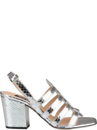 Sergio Rossi Open Toe Sandals