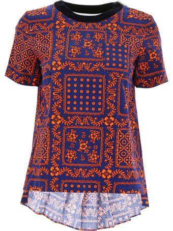 Sacai Reyn Spooner T-shirt