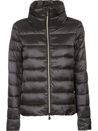 Save the Duck Zip-up Down Jacket