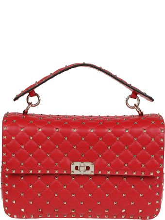 Valentino Garavani Spike Large Quilted Tote