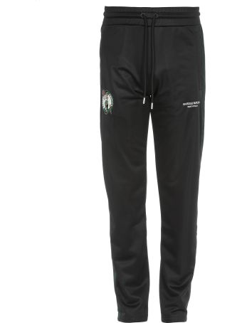 Marcelo Burlon Tech Fabric Pants