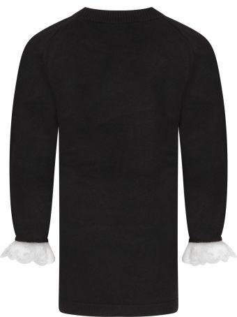 Chloé Black Dress For Girl