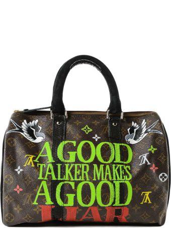 Philip Karto A Good Talker Print Tote