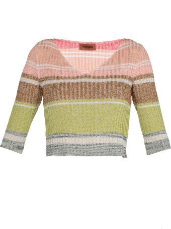Missoni Cropped Sweater