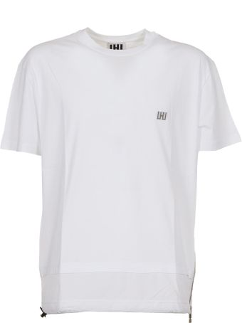 Les Hommes Urban Logo T-shirt