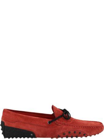 Tod's for Ferrari New Gommino Loafers