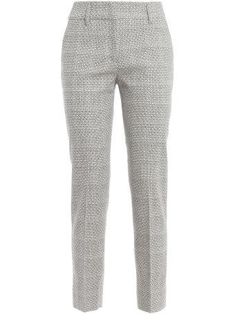 Piazza Sempione Kim Printed Trousers