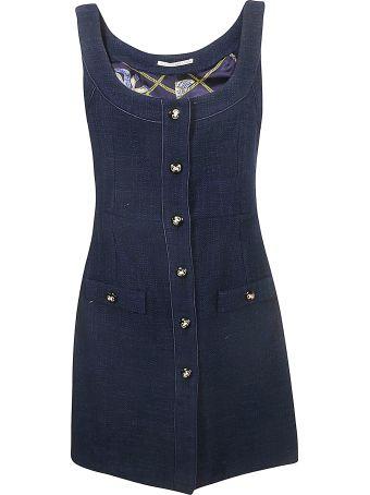Alessandra Rich Tweed Dress