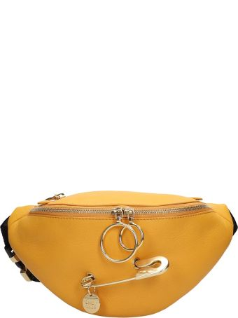 See by Chloé Yellow Leather Beltbag