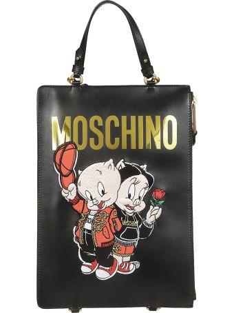 Moschino Graphic Tote