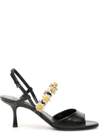 Fabrizio Viti Bea Open-toe Heeled Sandals