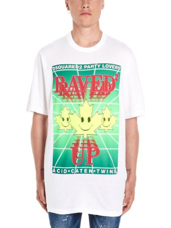 Dsquared2 'raved Up' T-shirt