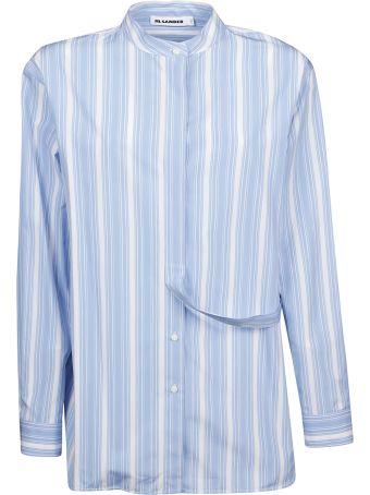 Jil Sander Giusy Striped Shirt