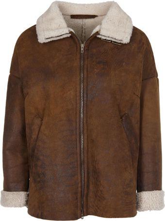 Salvatore Santoro Zip-up Jacket