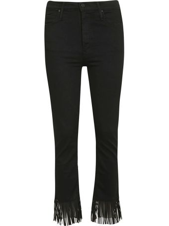 Mother High Waisted Rascal Trousers