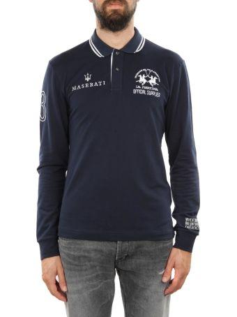 La Martina Stretch Cotton Polo Shirt