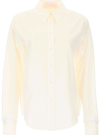 See by Chloé Shirt With Lace Details