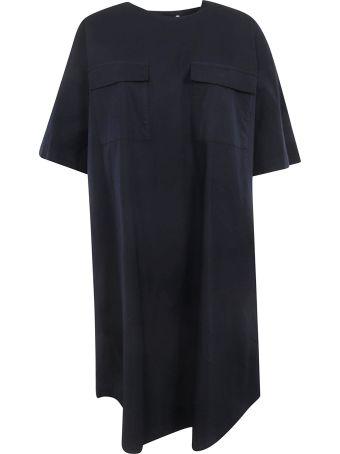 Zucca Oversized T-shirt Dress