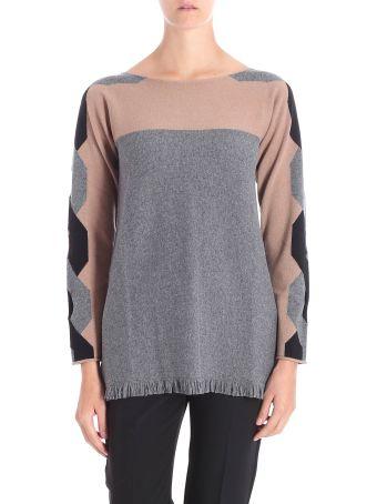 Kangra Kangra Wool And Silk Sweater