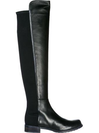 Stuart Weitzman  Leather Boots