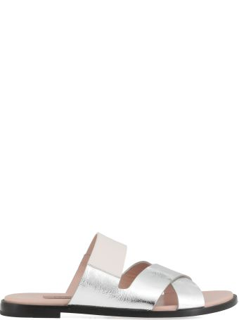 Coliac Leather Sandal