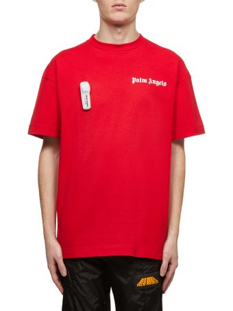 Palm Angels Side Logo T-shirt
