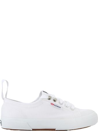 Superga Low Top Cotton Sneakers