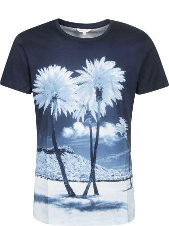 Orlebar Brown Palm Printed T-shirt