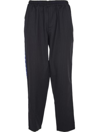Danilo Paura Sporty Tapered Trousers