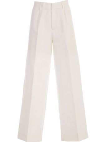 Forte_Forte Forte Forte Flared Trousers