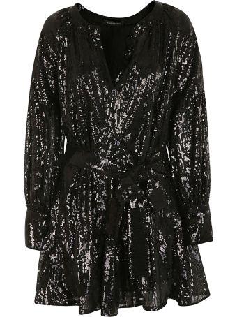 WANDERING Sequined Mini Dress