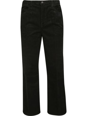 J Brand Cropped Corduroy Jeans