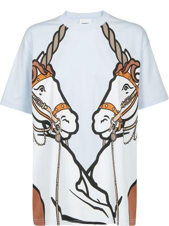 Burberry Cotton Carrick T-shirt