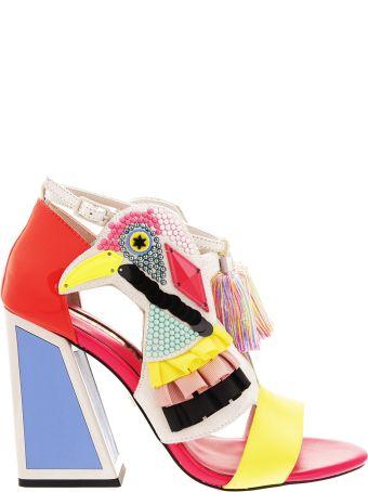 Kat Maconie Multicolour Aya Sandals