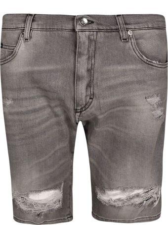 Dolce & Gabbana Distressed Shorts