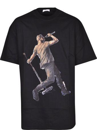 ih nom uh nit Printed T-shirt