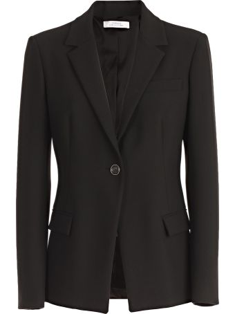 Versace Collection Single Breasted Blazer