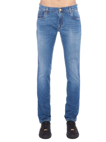 Billionaire 'al I' Jeans
