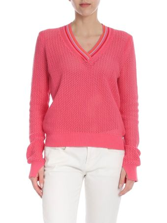 Paul Smith Crochet Sweater