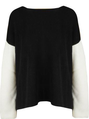 PierAntonioGaspari Pier Antonio Gaspari Color Block Sweater