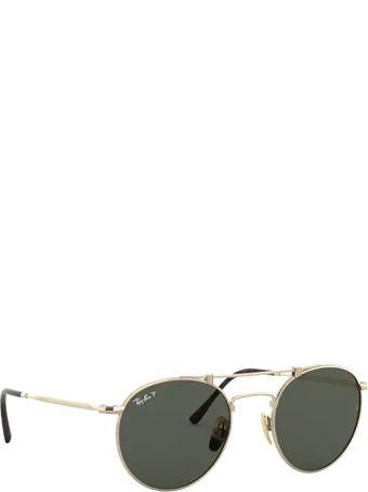 Ray-Ban Ray-ban Rb8147m Titanium Sunglasses